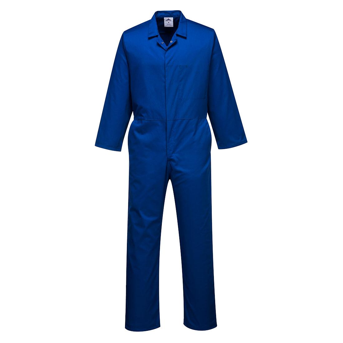Food Boilersuit Royal Blue LR
