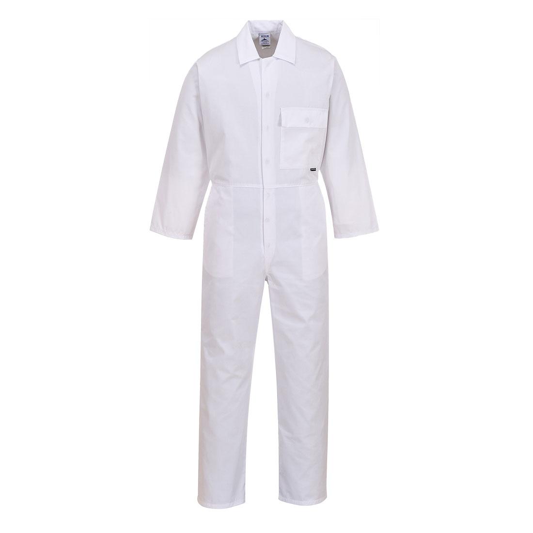 Standard Boilersuit White XSR