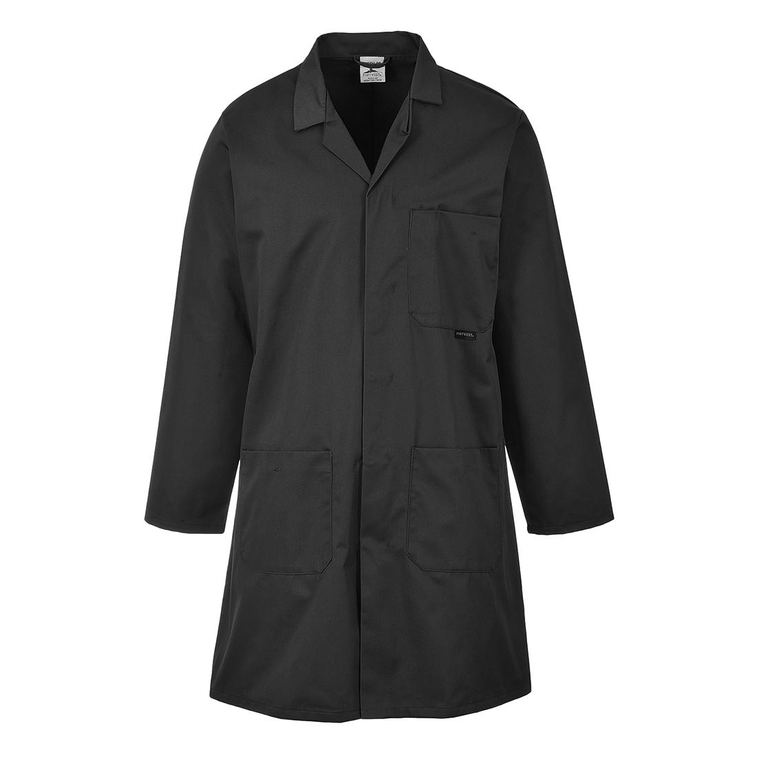Standard Coat Black SR