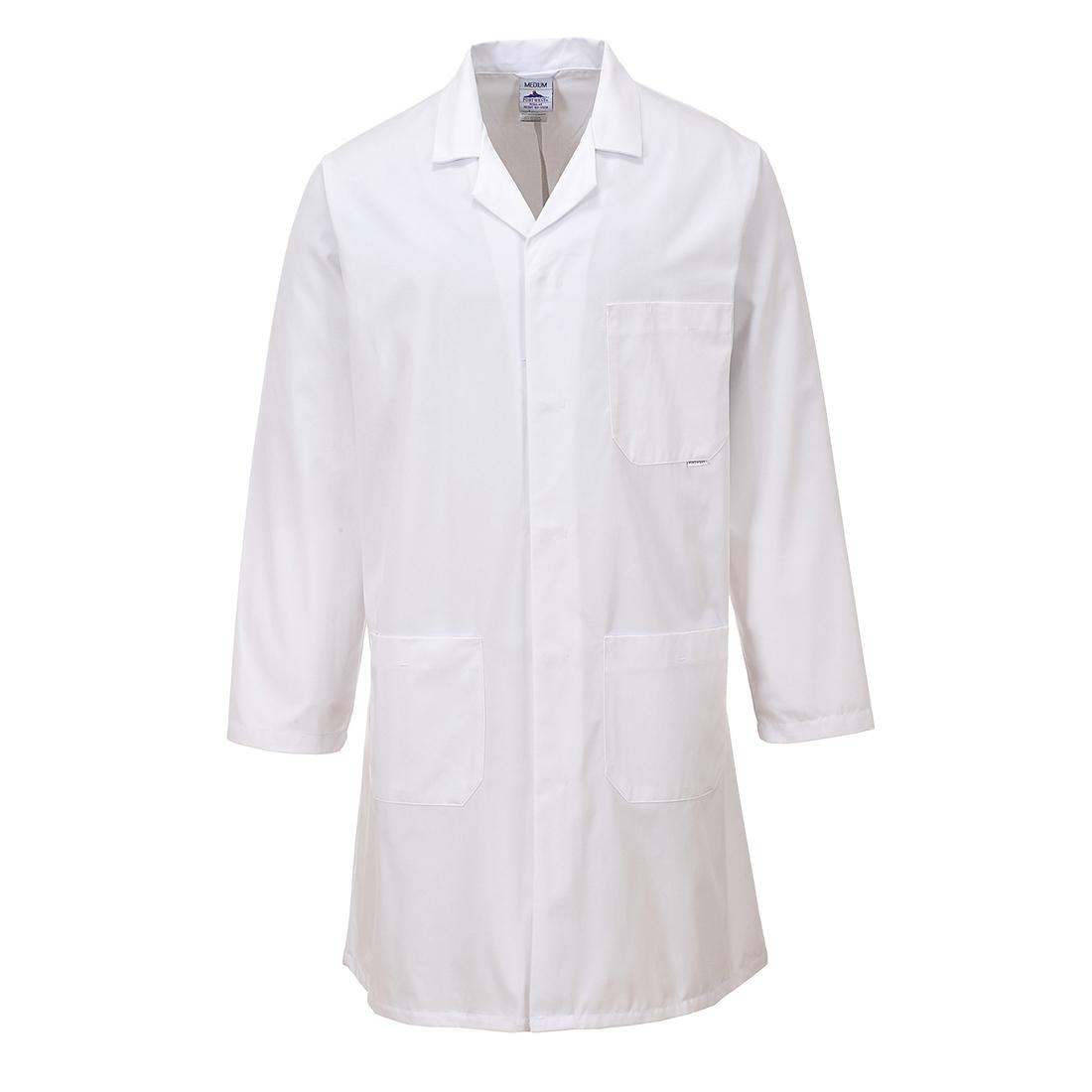 Standard Coat White XXSR