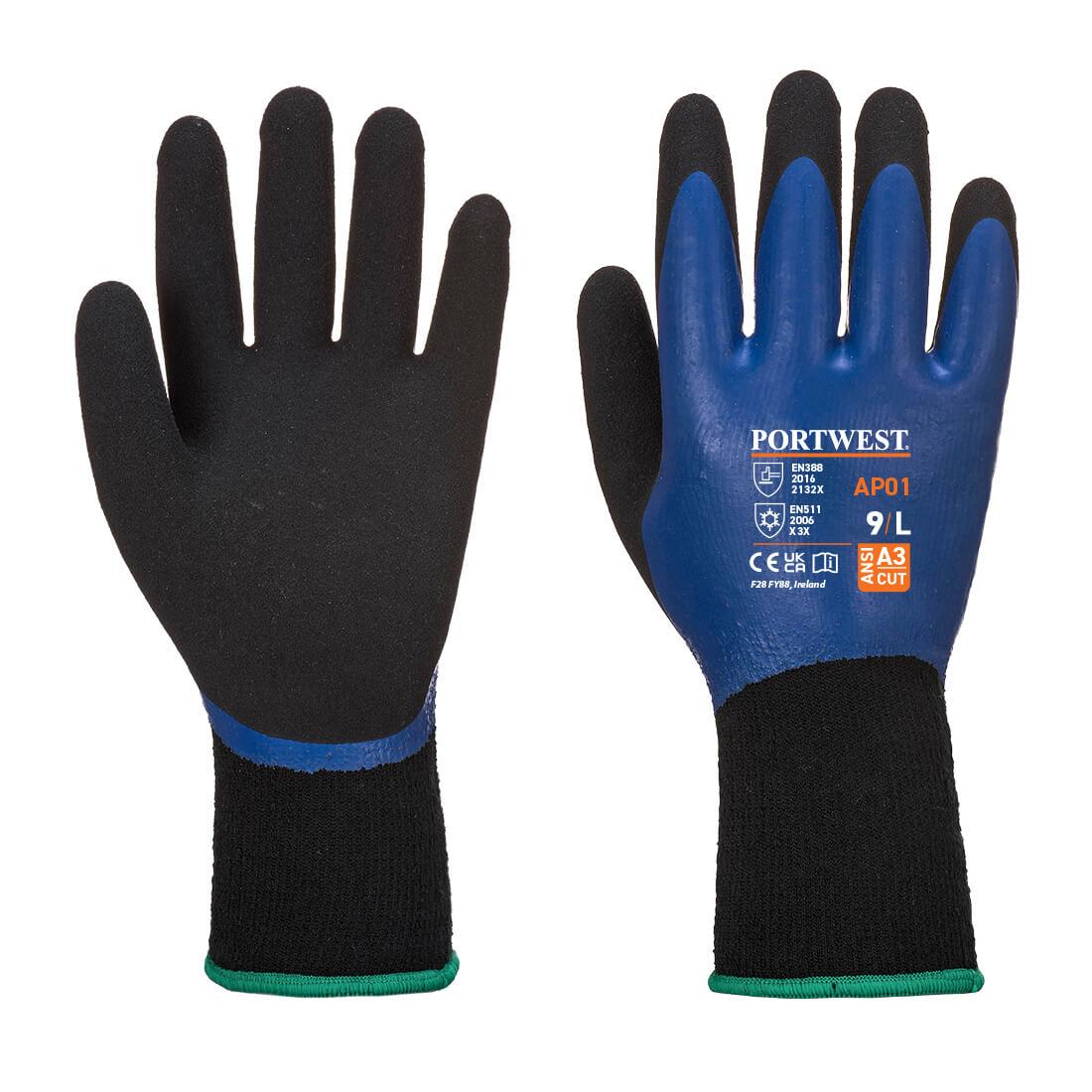 Thermo Pro Glove Blue/Black LR