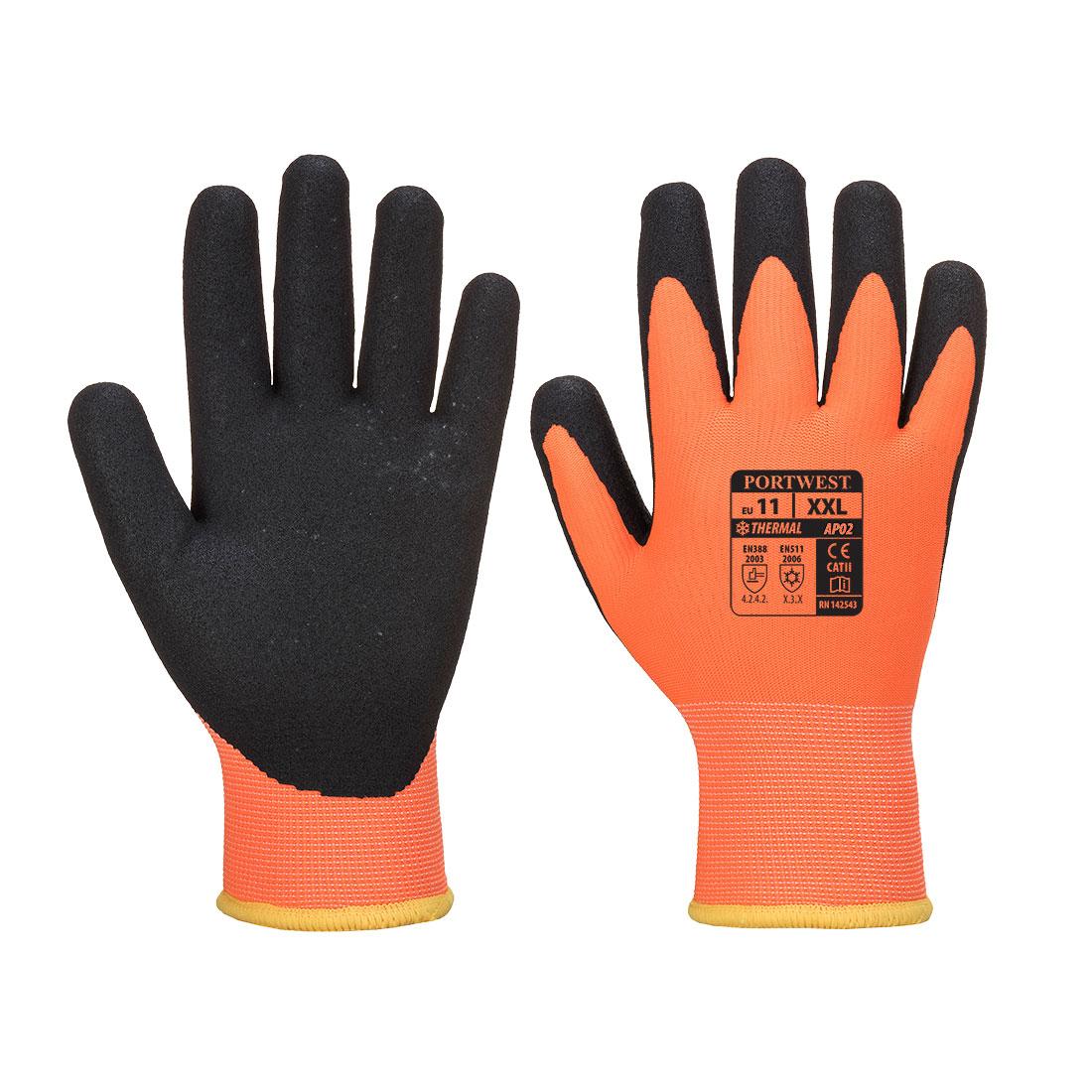 Thermo Pro Ultra Glove Orange/Black SR