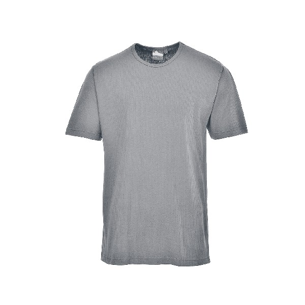 Thermal T-Shirt S/S Grey MR