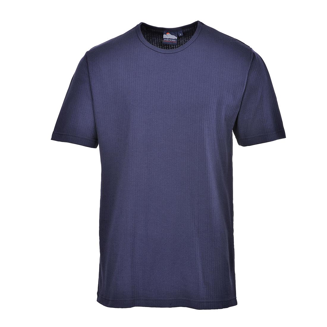 Thermal T-Shirt S/S Navy XLR