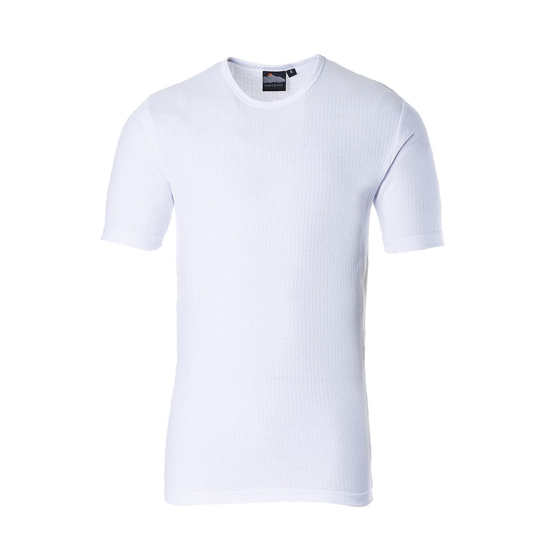 Thermal T-Shirt S/S White XLR