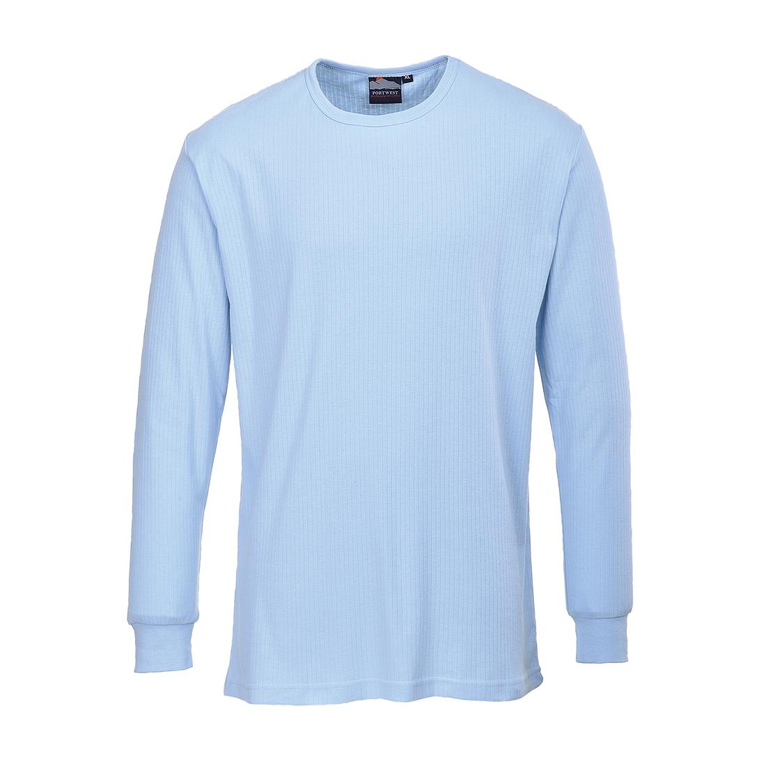 Thermal T-Shirt L/Slv Sky MR