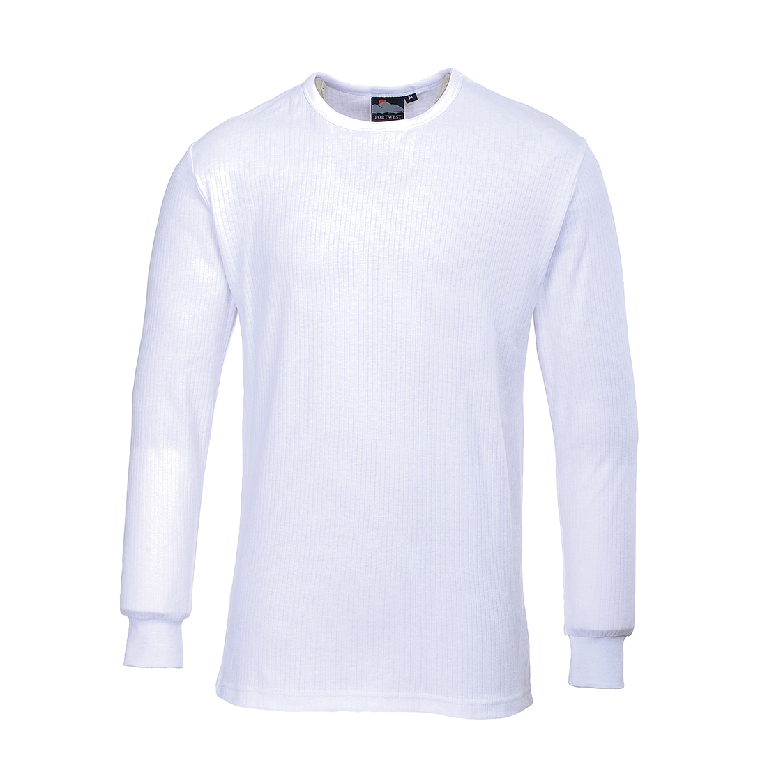 Thermal T-Shirt L/Slv White LR