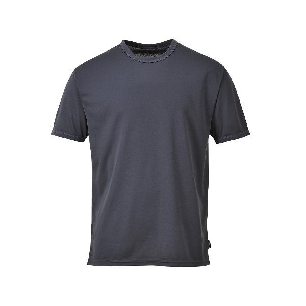 Base Layer Thermal Top S/S Charcoal XXL