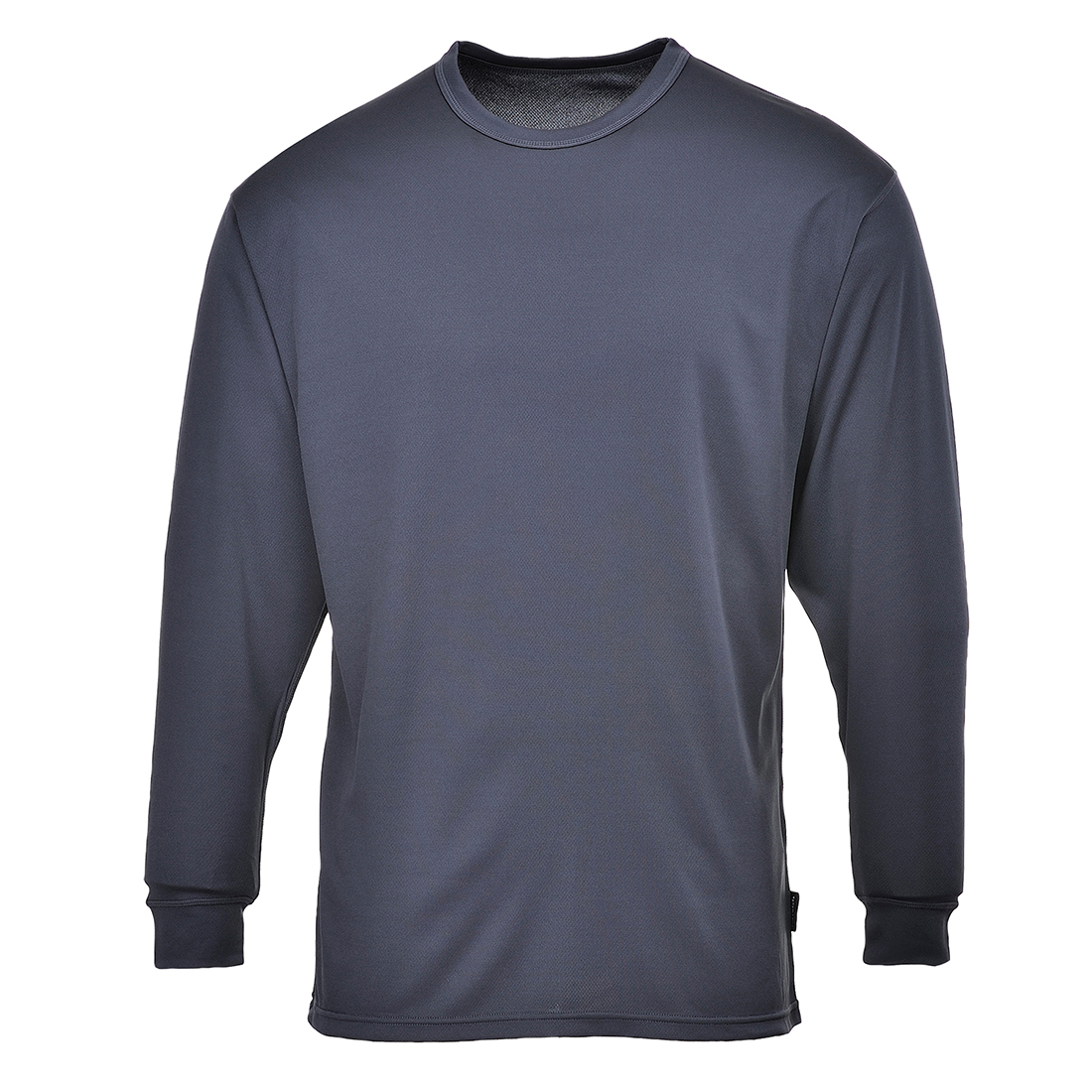 Base Layer Thermal Top L/S Charcoal XXL