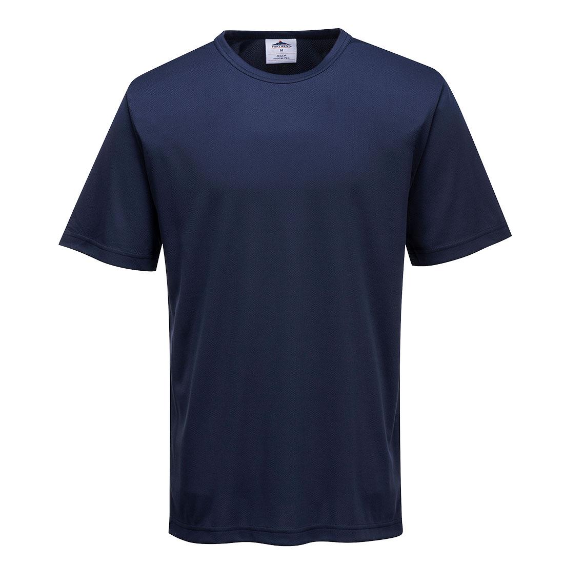 Polyester T-Shirt Navy XLR