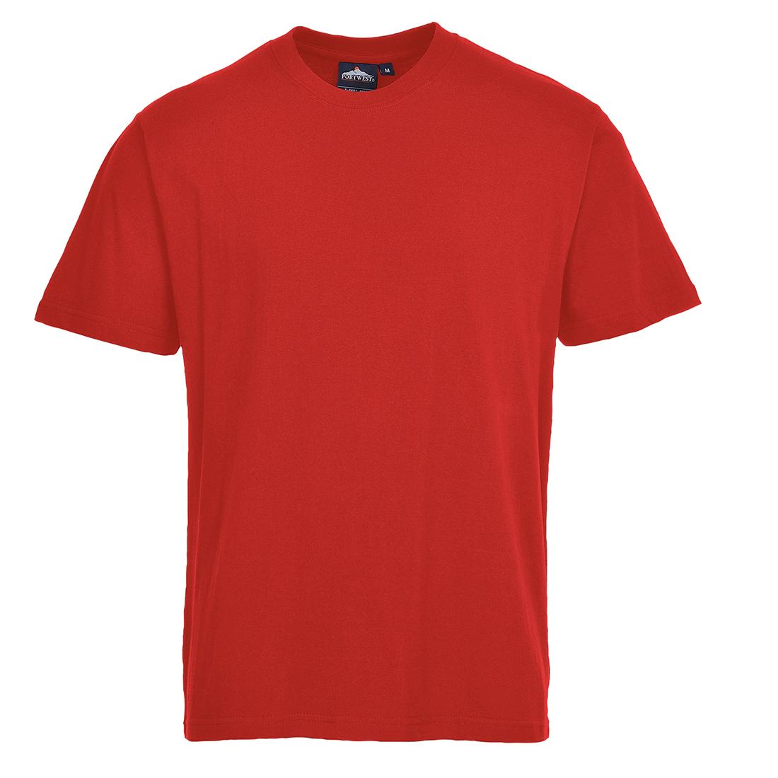 Turin Premium T-Shirt Red XLR
