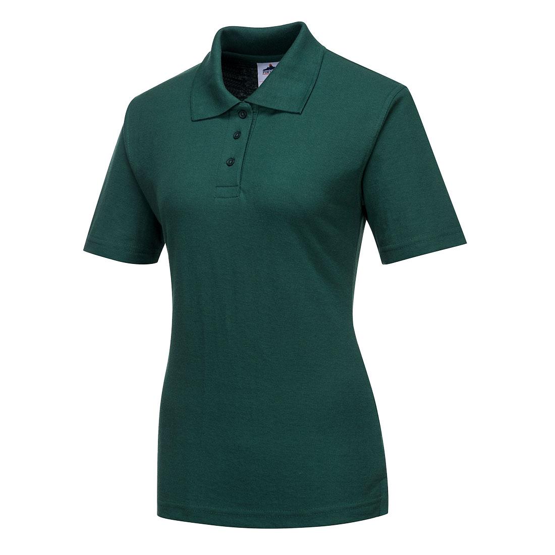 Ladies Polo Shirt Bottle Green XXLR