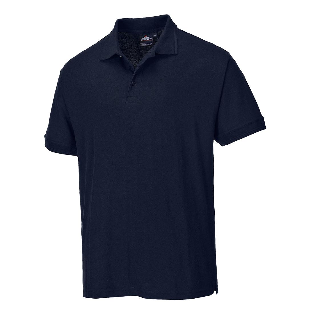 Naples Polo Shirt Dark Navy XXLR