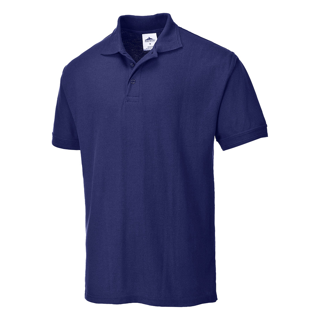 Naples Polo Shirt Navy XXLR