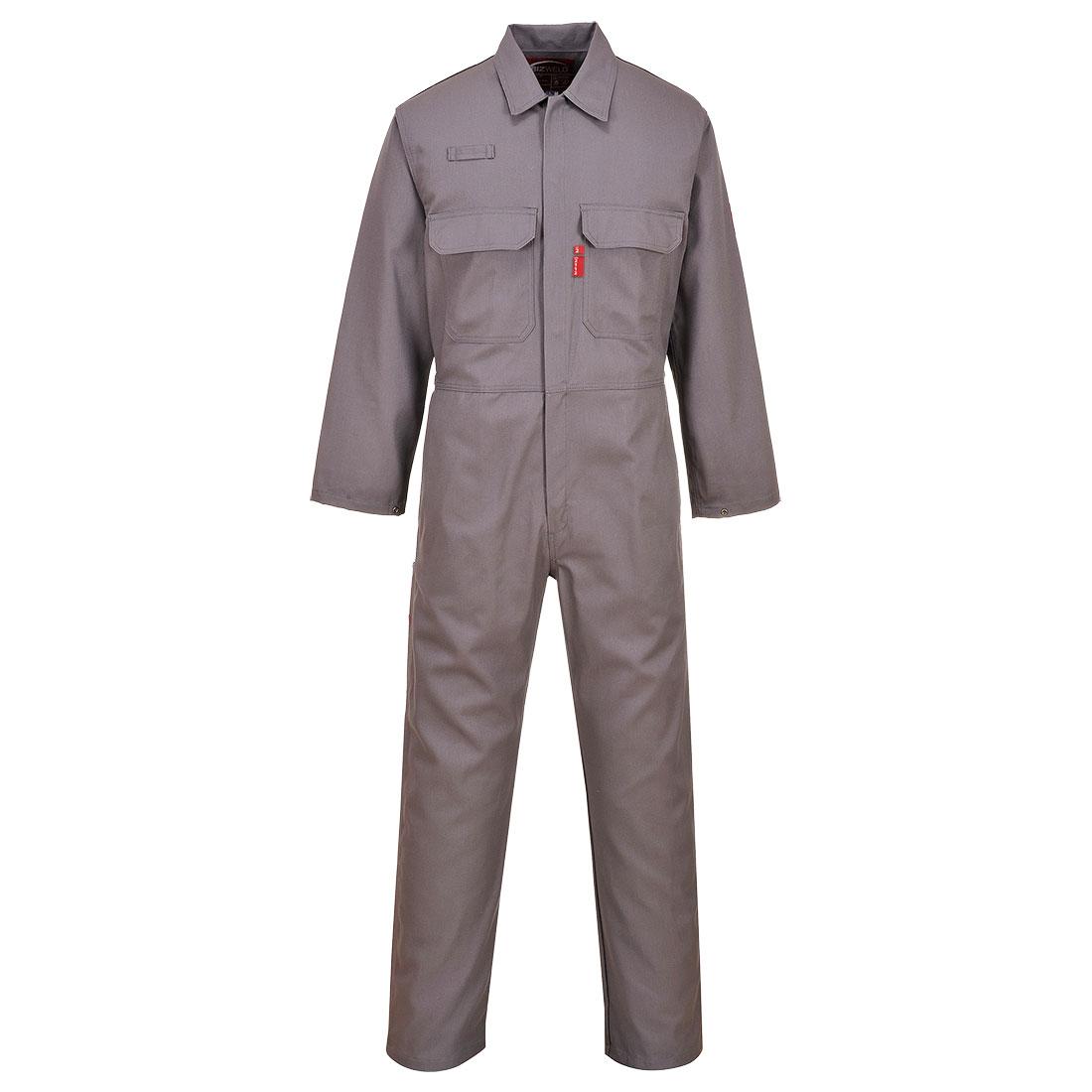 BizWeld Boilersuit Grey MR