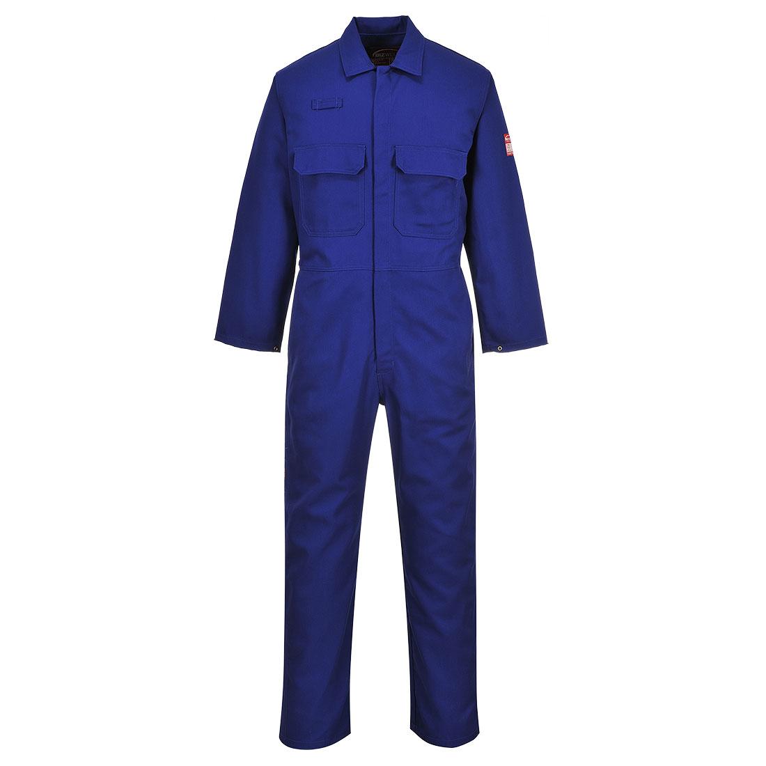 BizWeld Boilersuit Royal Blue XLR