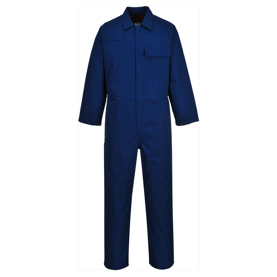 CE SafeWelder Boilersuit Navy LT