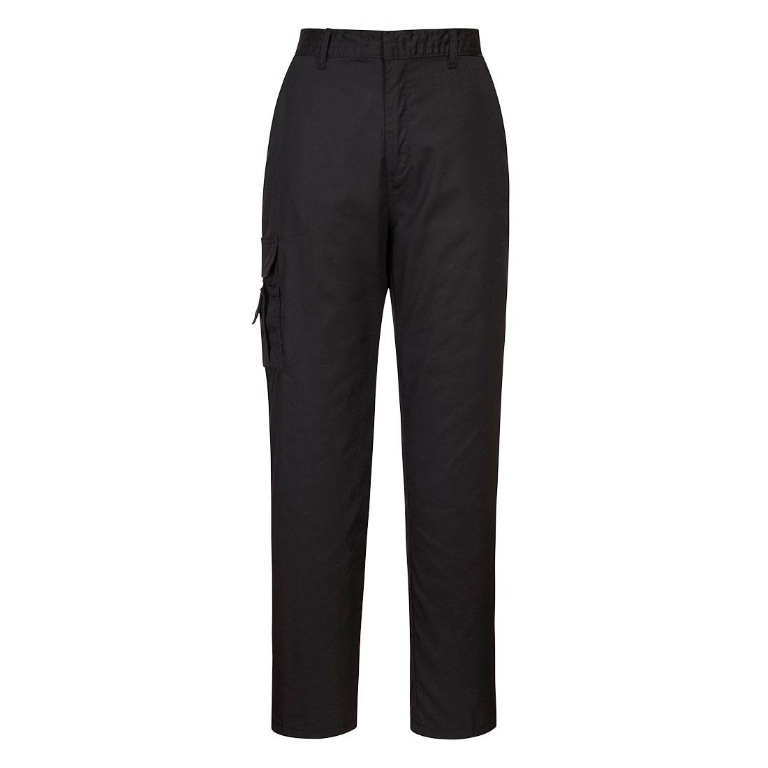 Ladies Combat Trousers Black LR