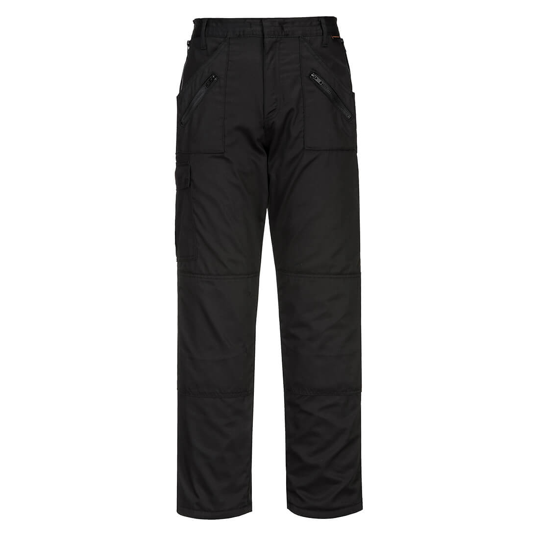 Lined Action Trousers Black LR