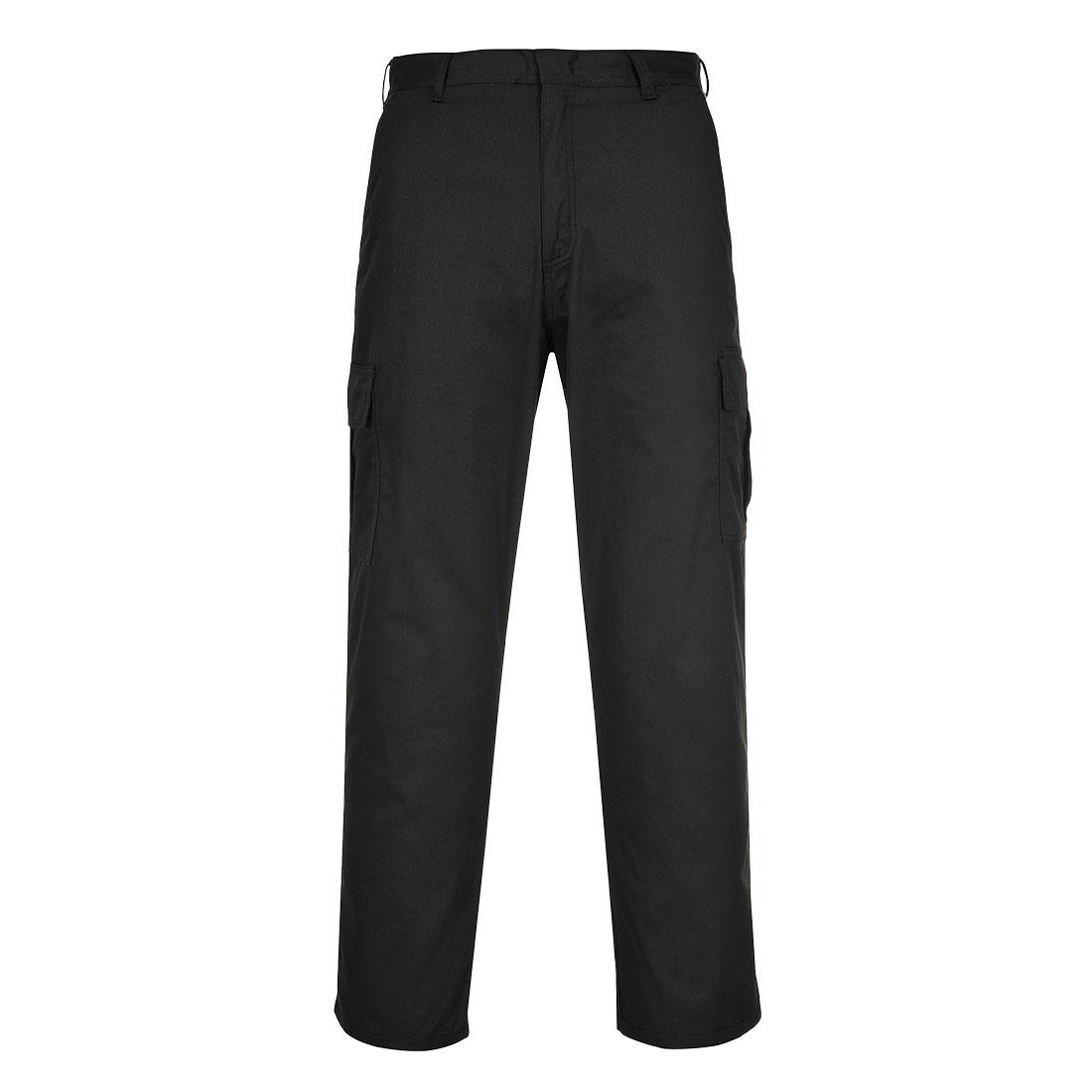 Combat Trousers Black 36R