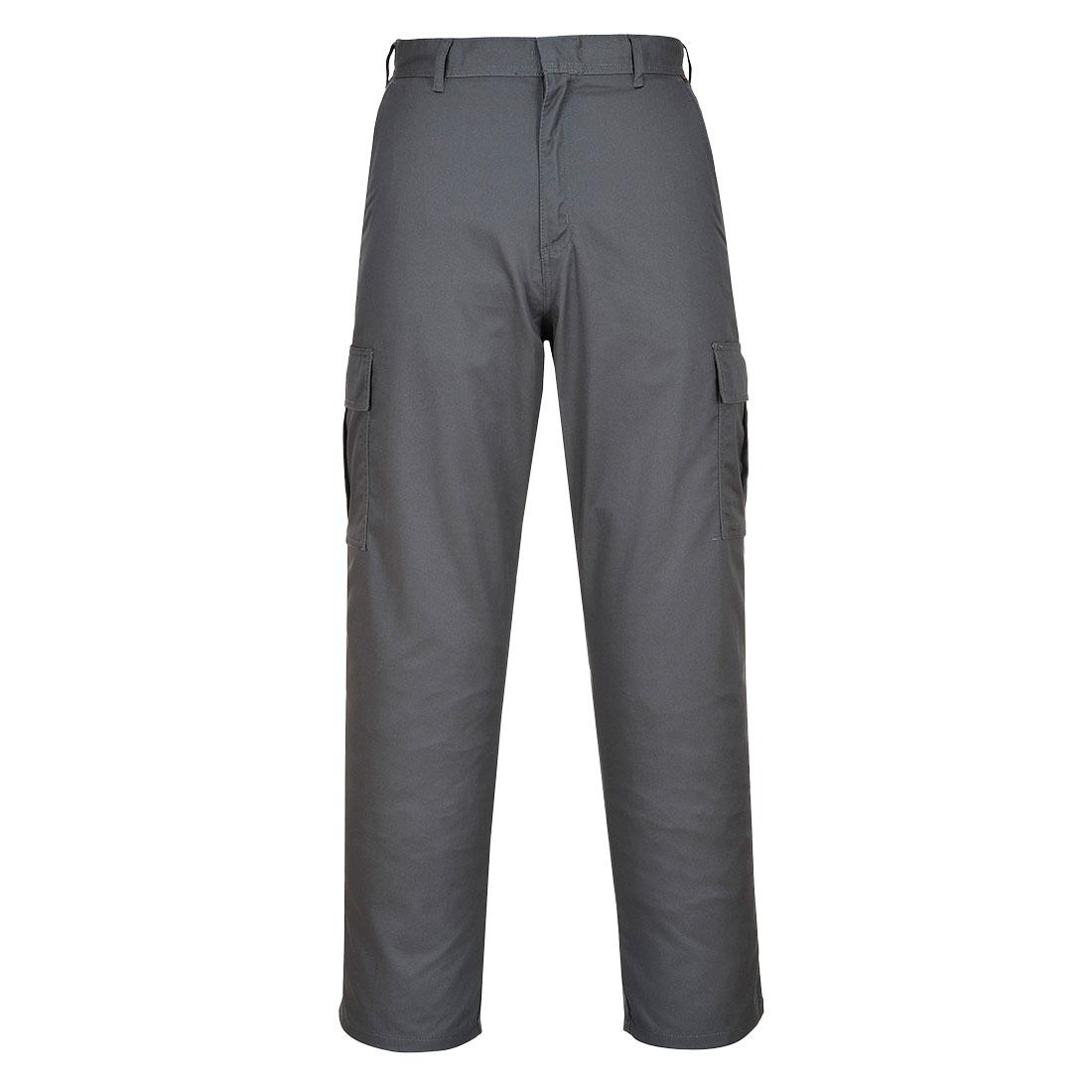 Combat Trousers Grey 34T