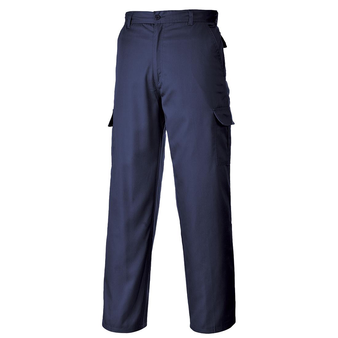 Combat Trousers Navy 34T