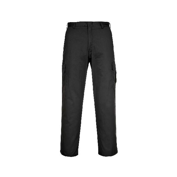 Combat Kneepad Trousers Black 42R