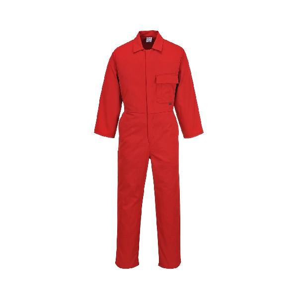Standard Boilersuit Red LR