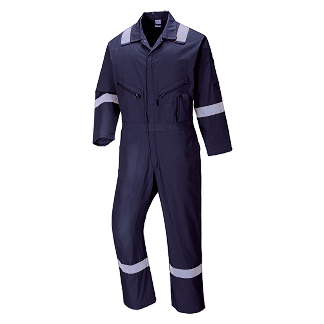 Iona Cotton Coverall Navy MR
