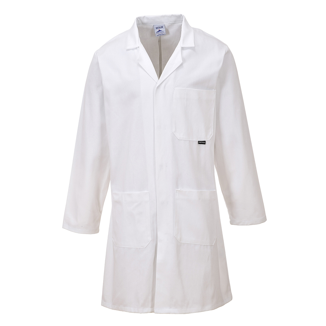 Cotton Coat White XXXLR