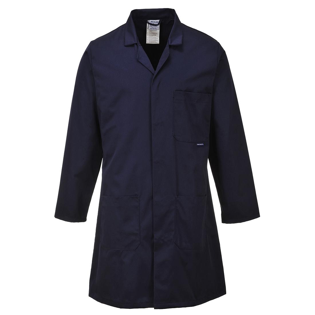 Standard Coat Navy XLR