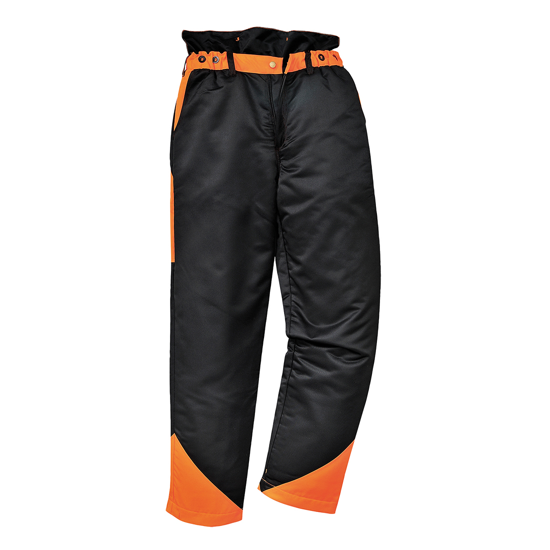 Chainsaw Trousers Black XXLR