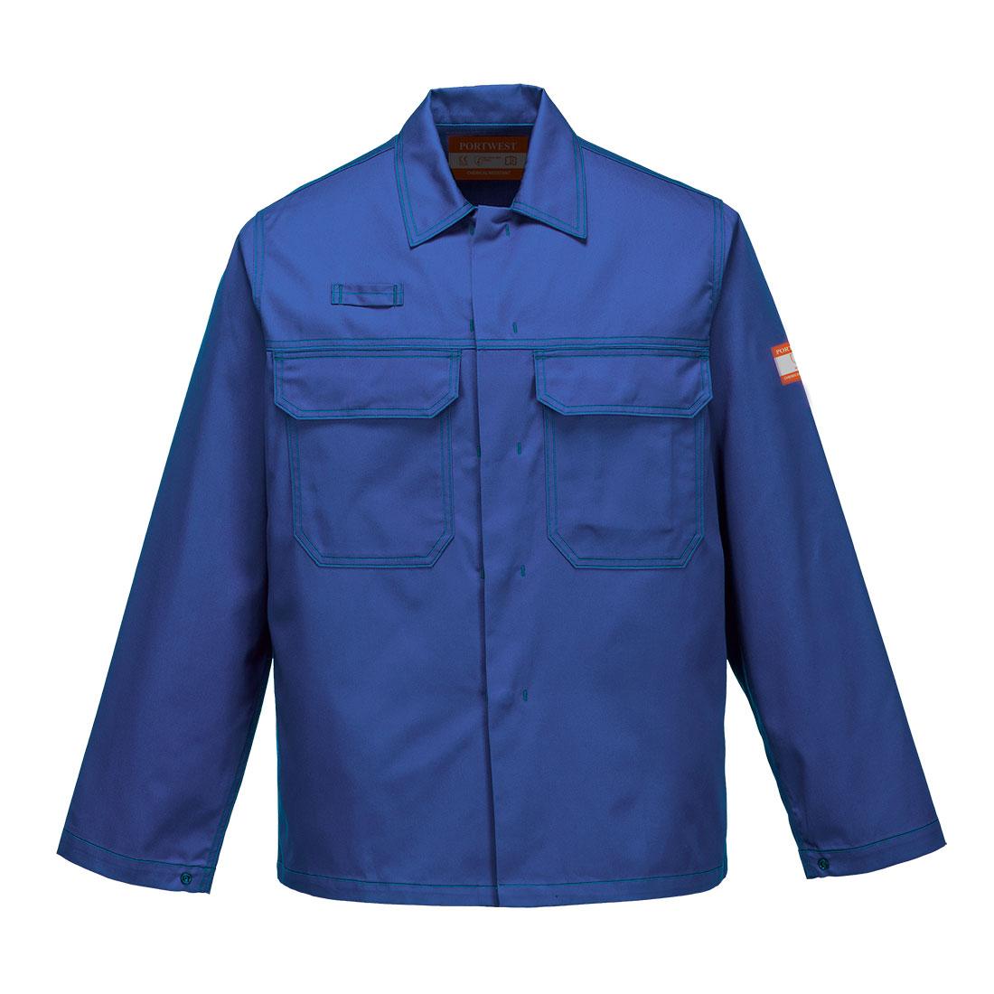 Chemical Resistant Jacket Epic Royal LR