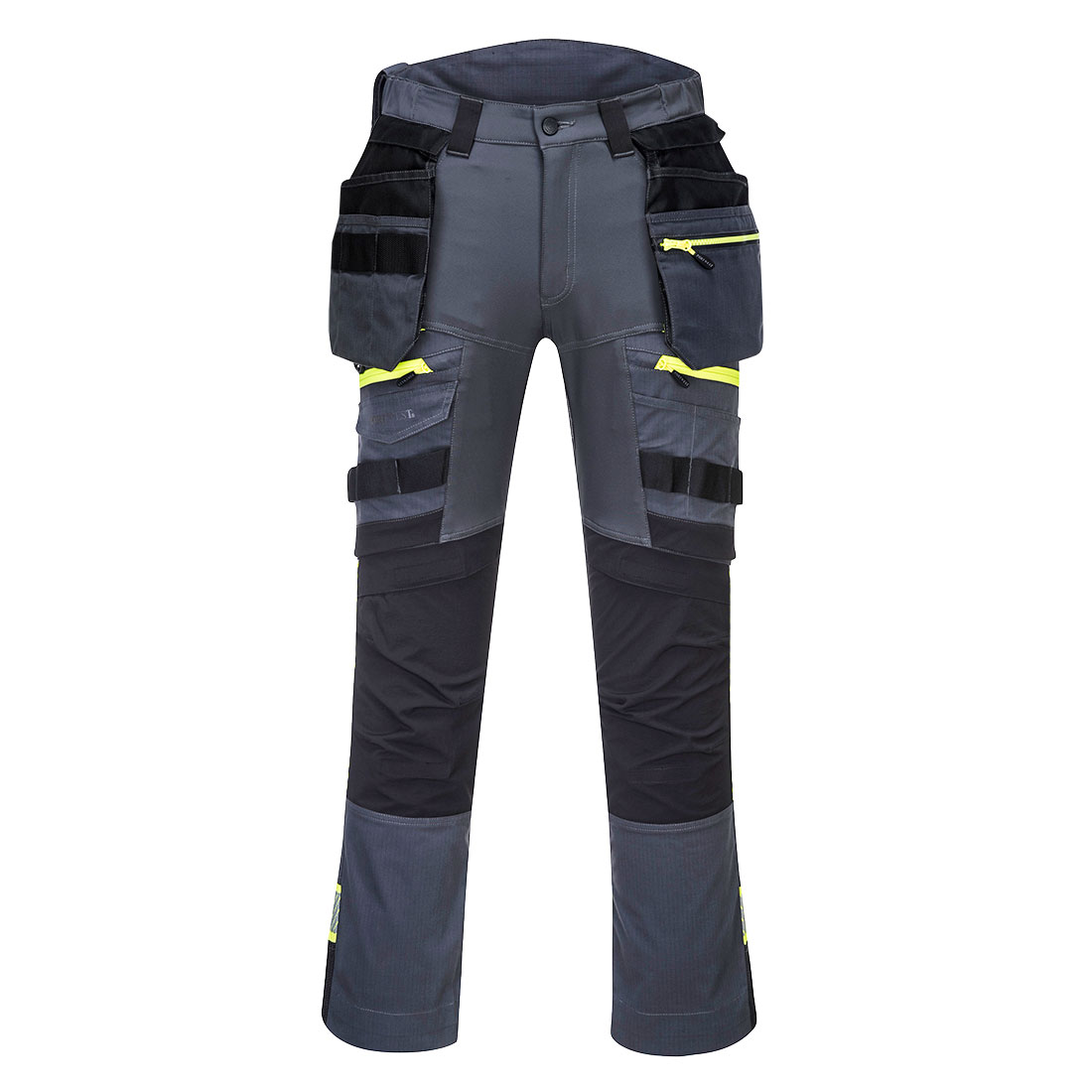 DX4 Holster Trousers Metal Grey 42R