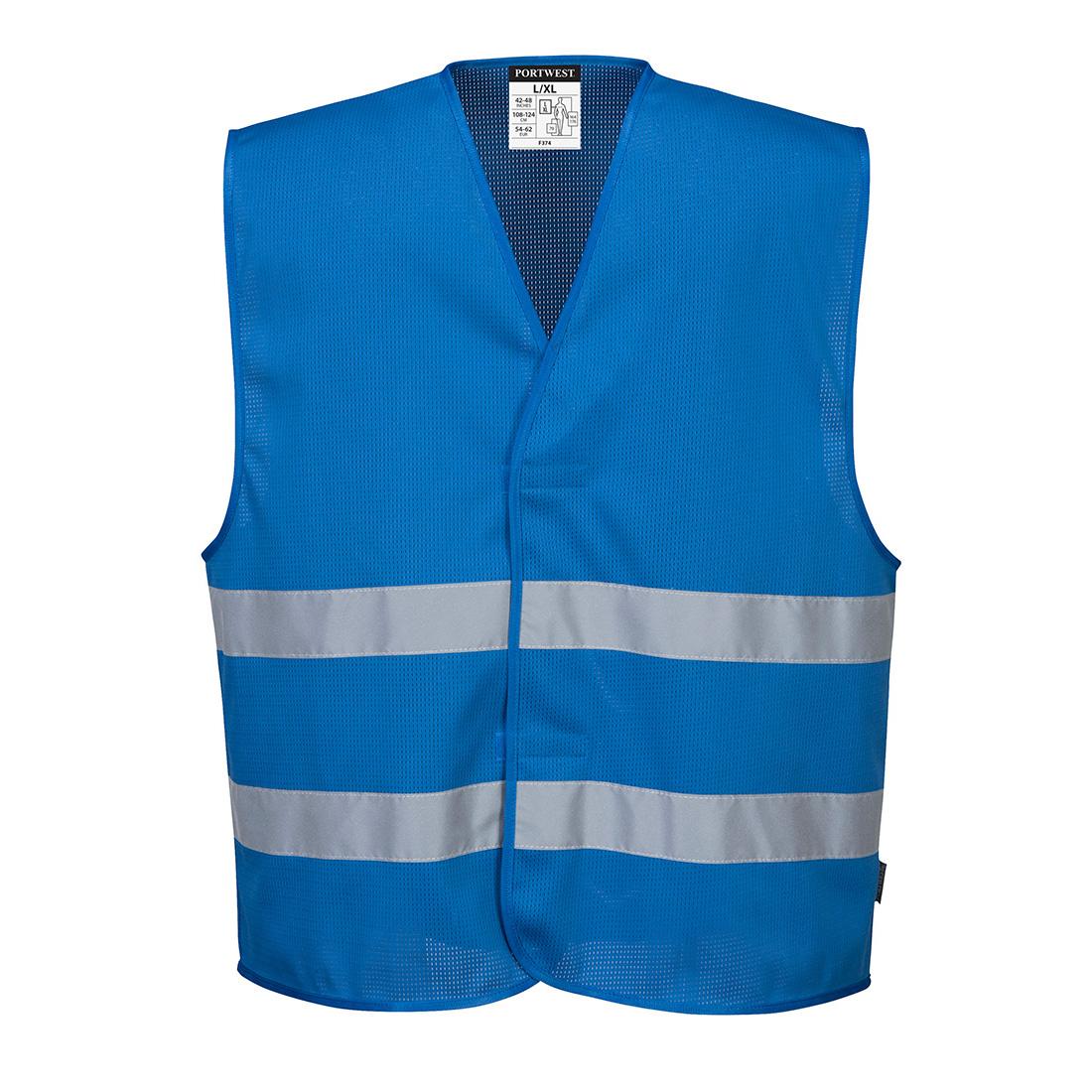 MeshAir Iona Vest Royal Blue L/XL