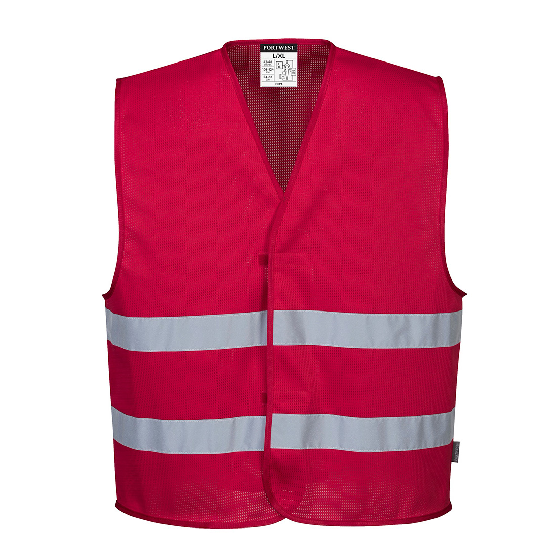MeshAir Iona Vest Red XX/3X