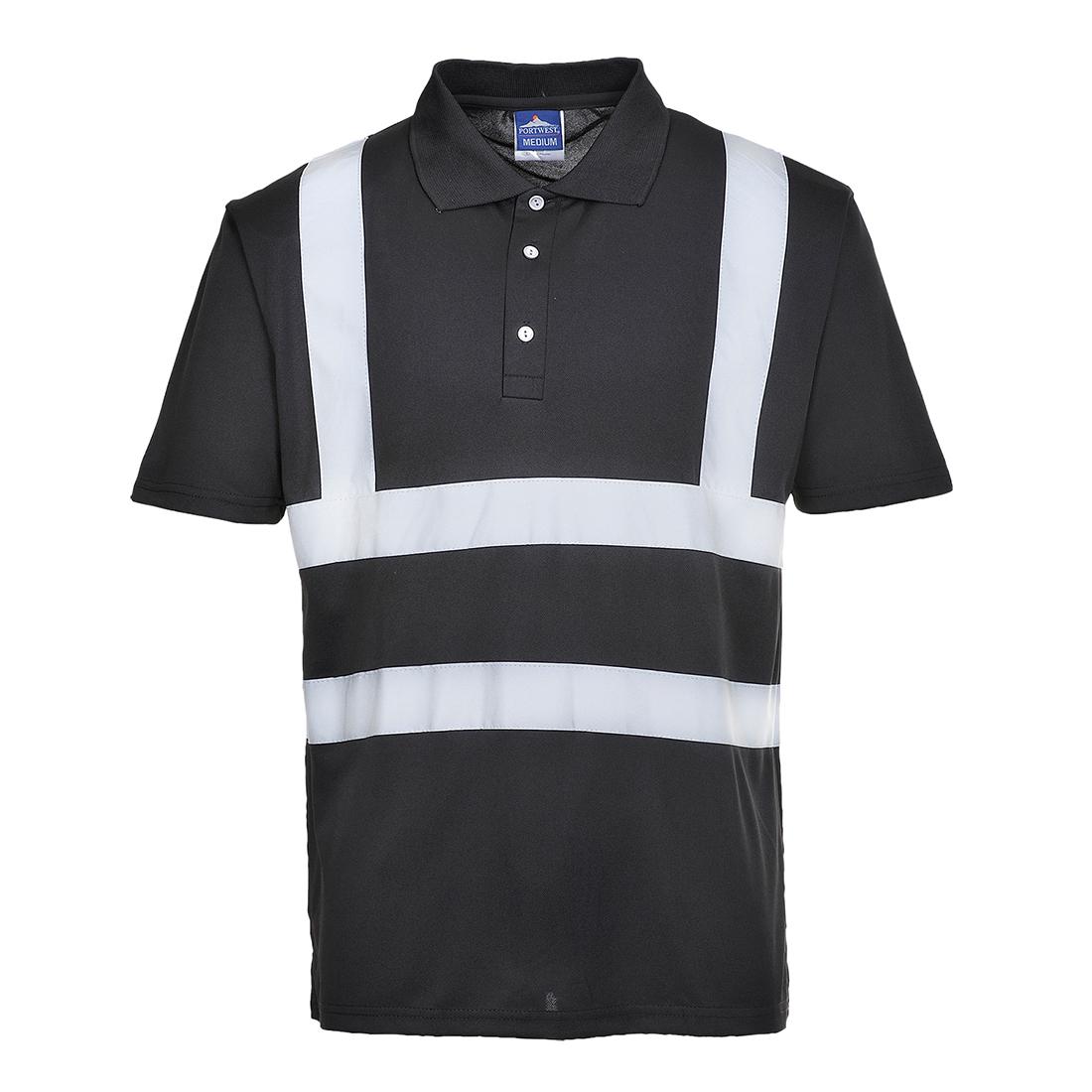 Iona Polo Shirt Black 4XL