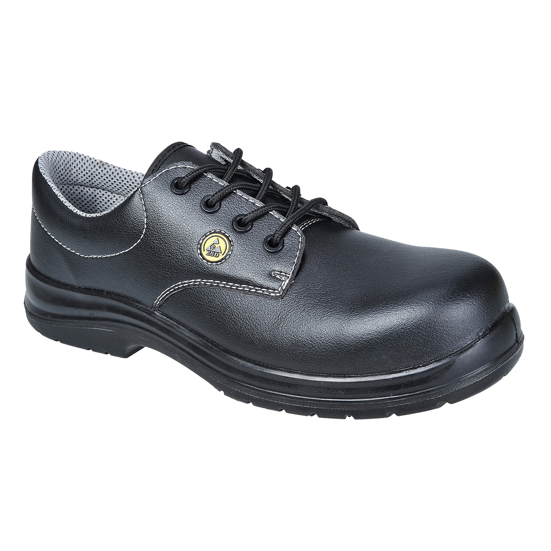 ESD Safety Shoe 36/3 S1 Black 36