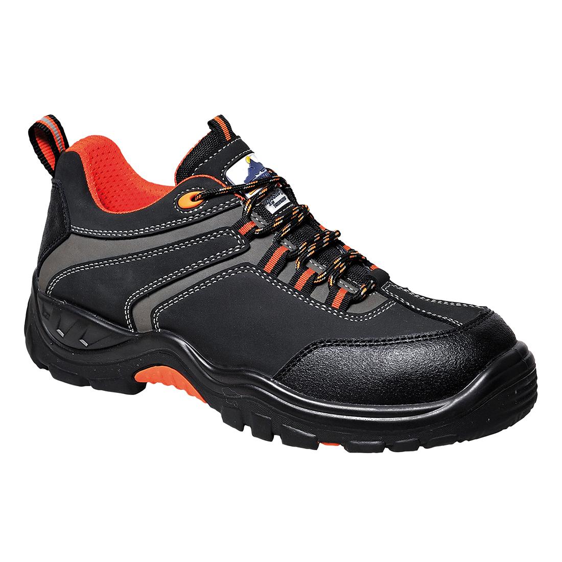 Operis Shoe S3  6/39 Black 39