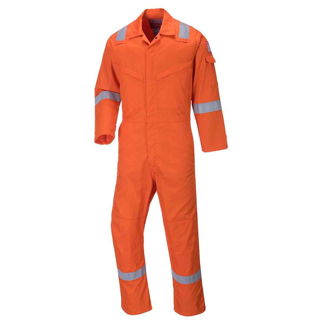 Aberdeen FR Coverall Orange 48