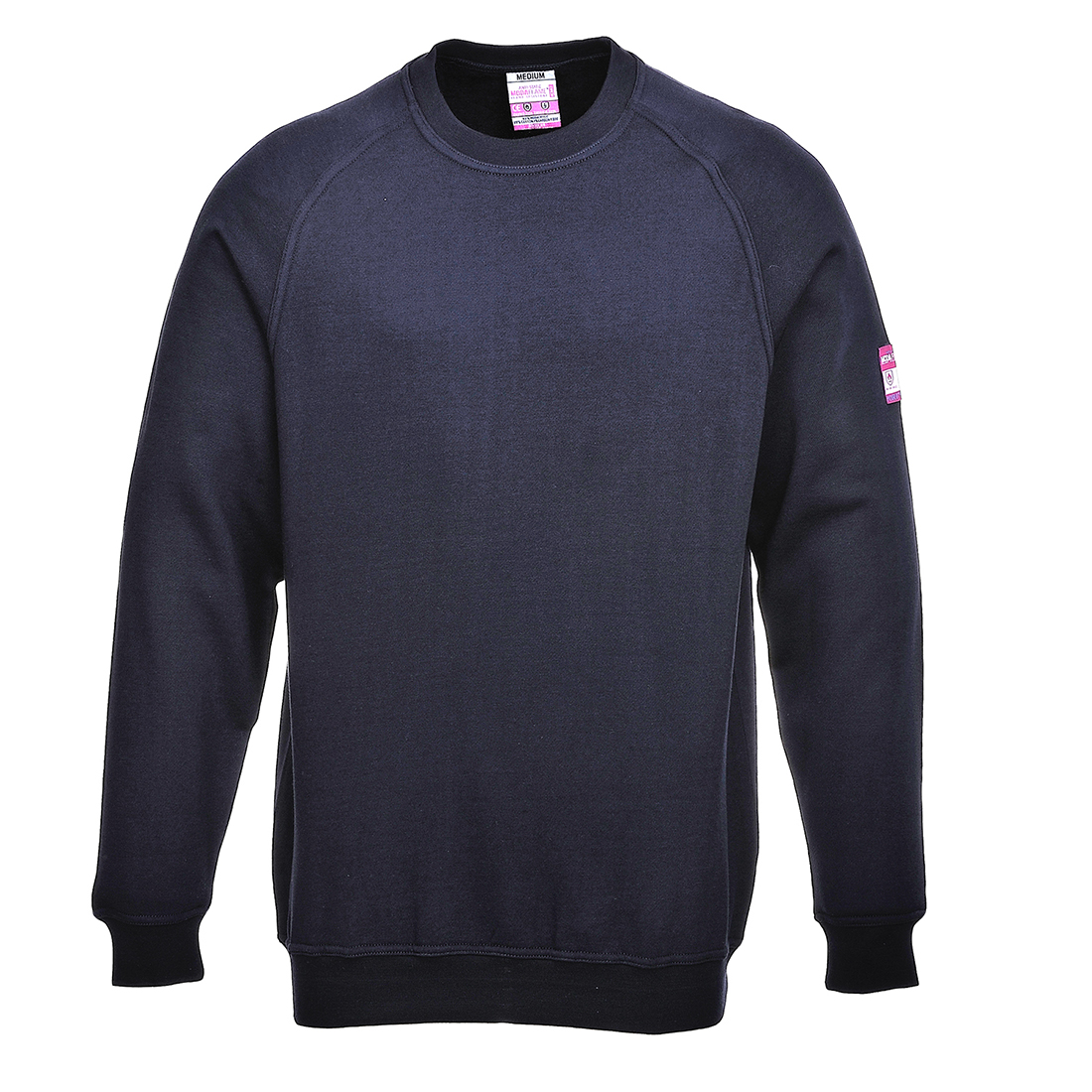 FR Antistatic Sweatshirt Navy XXXL