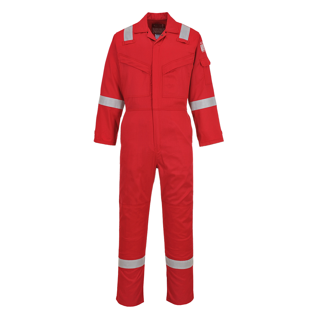 FR Antistatic Coverall Red XL