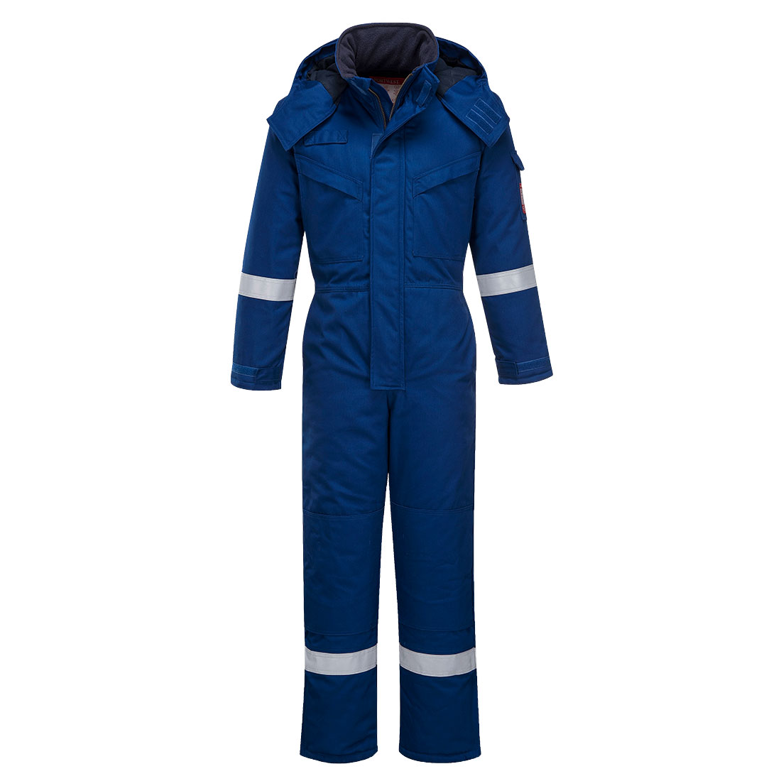 FR Winter Coverall Royal Blue M