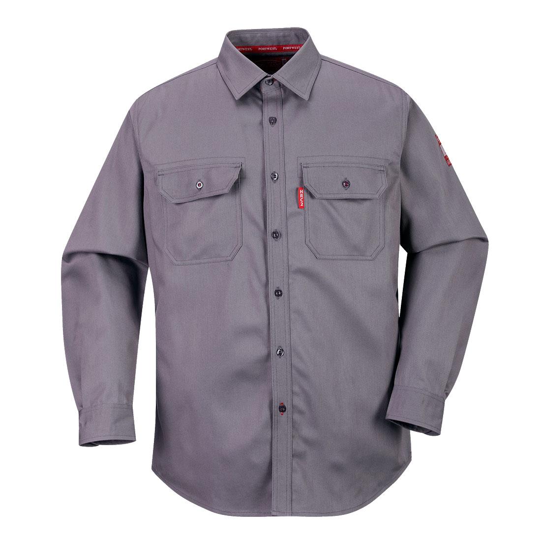 Bizflame Shirt 88/12 Grey S