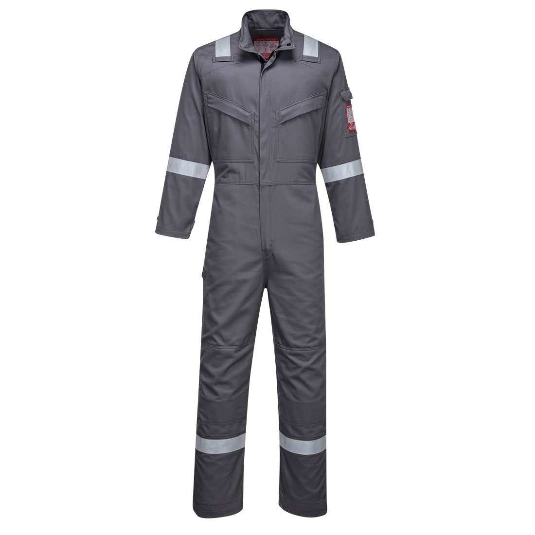 Bizflame Ultra Coverall Grey L
