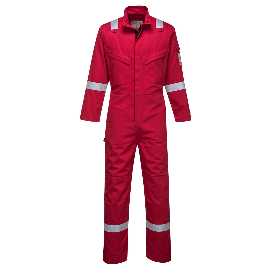 Bizflame Ultra Coverall Red XXL