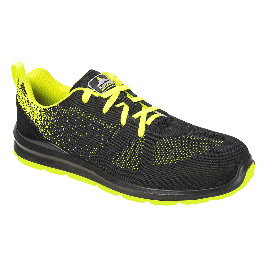 Aire Trainer  S1P  37/4 Black/Green 37