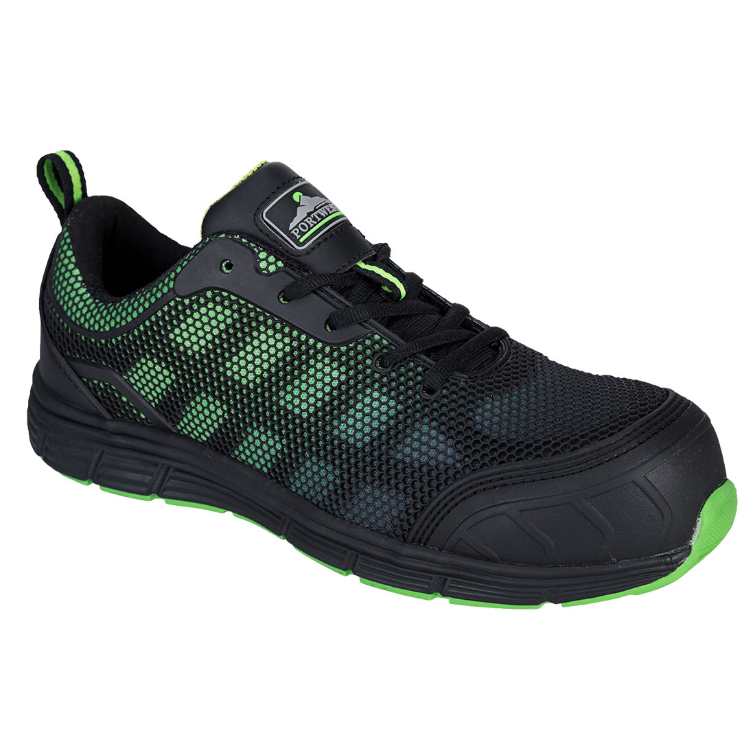 Compositelite Ogwen Trainer Black/Green 43