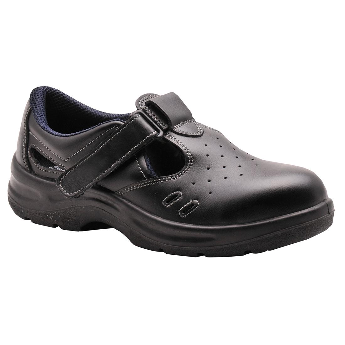 Safety Sandal  41/7 S1 Black 41