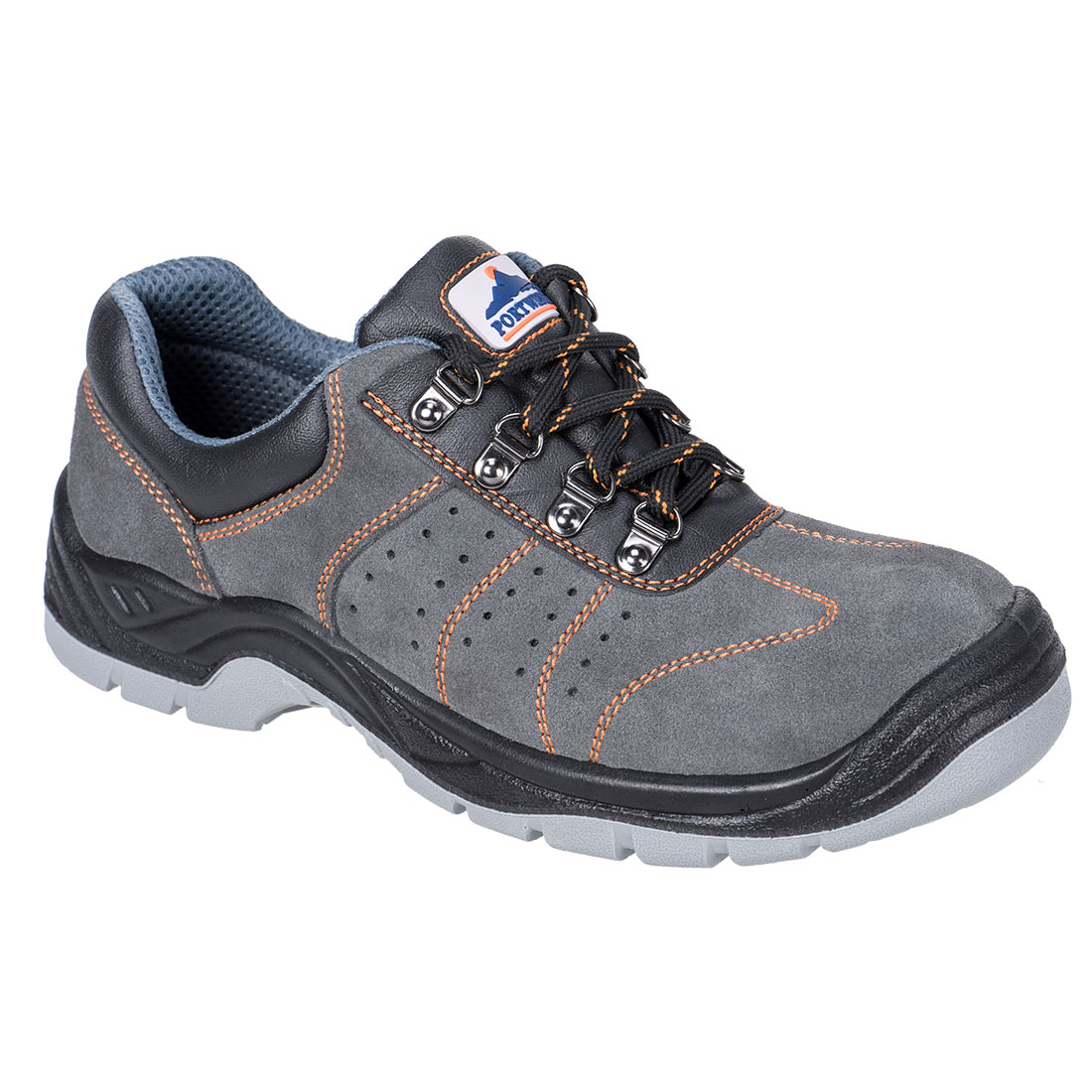 Perforated Trainer  47/12 Grey 47